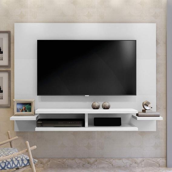 Painel Para Tv Até 55 Polegadas Com Prateleiras Gb