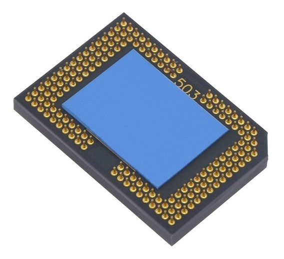 Chip Dmd Para Projetor Benq Mp626, Mp670 - Novo