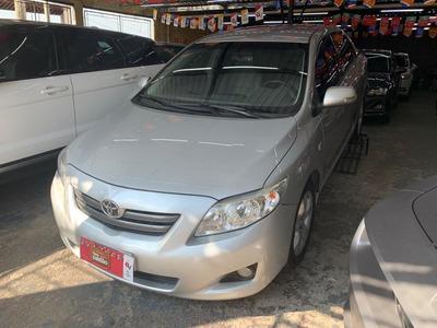 Toyota Corolla 2010 1.8 16v Xei Flex Aut. 4p