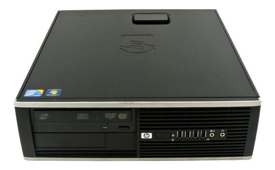 Cpu Desktop Hp 8300 I3 3° Geração 4gb Ssd 240gb Wifi