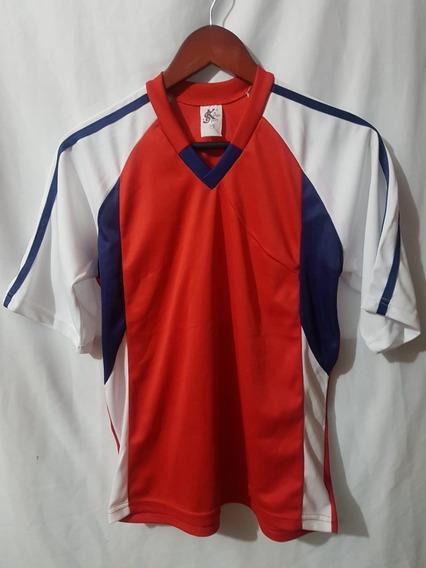 Kit 18 Camisa Futebol Lotus* Indicação Média 7 À 8 Anos