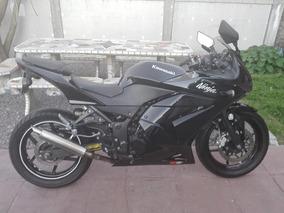 Kawasaki Ninja 250 R Modelo 2009 Con Accesorios
