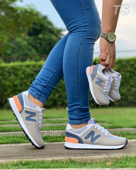 Tenis Zapatos Deportivos Zapatillas De Dama Envio Gratis