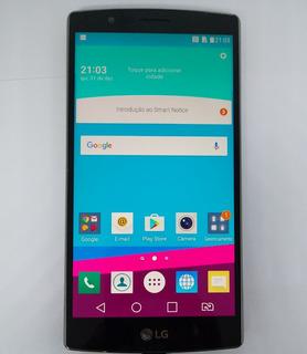 Smartphone Lg G4 Dual H818p 32gb Marrom Vitrine