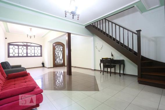 Casa Para Aluguel - Bela Vista, 3 Quartos, 220 - 893072626