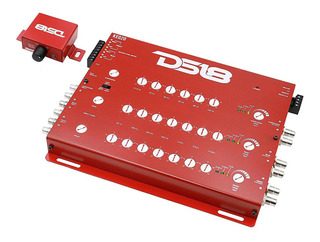 Ecualizador Audio Car C Crossover De 20 Canales Ds18 Keq20