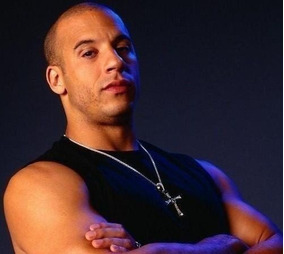 Corrente Colar Pingente Crucifixo Toretto Velozes E Furiosos