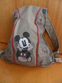 Mochila Vintage Mickey Kopenhagen Veja Fotos ( Pequena )
