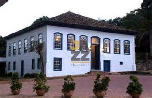 Terreno À Venda, 1561 M² Por R$ 850.000,00 - Fazenda Dona Carolina - Itatiba/sp - Te3493