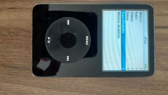 Apple iPod Photo 30gb Usado + Capa Protetora