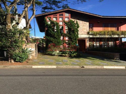 Casa Com 3 Dormitórios À Venda, 350 M² Por R$ 1.690.000,00 - Condomínio Arujá 5 - Arujá/sp - Ca0795