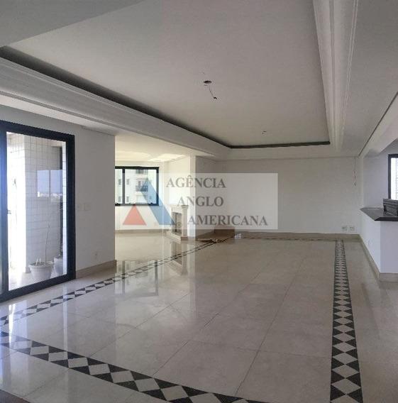 Apartamento Residencial Para Venda Ou Locação, Panamby, São Paulo. - Aa15636