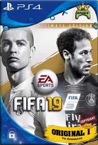 Fifa 19 Edição Ultimate | Fifa 2019 | Português | Ps4 Code 1