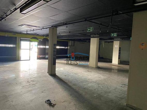 Galpão Para Alugar, 542 M² Por R$ 35.000,00/mês - Campo Belo - São Paulo/sp - Ga0188