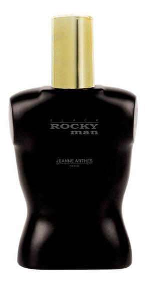 Jeanne Arthes Perfume Masc Rocky Man Black - Edt 100ml Blz
