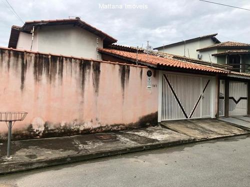 Imagem 1 de 30 de Casa Térrea Mobiliada No Terras De São João Em Jacareí-sp - Cl35 - 69334253