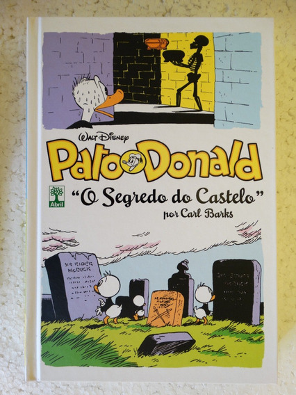 O Pato Donald Por Carl Barks! 9 Volumes Capa Dura!