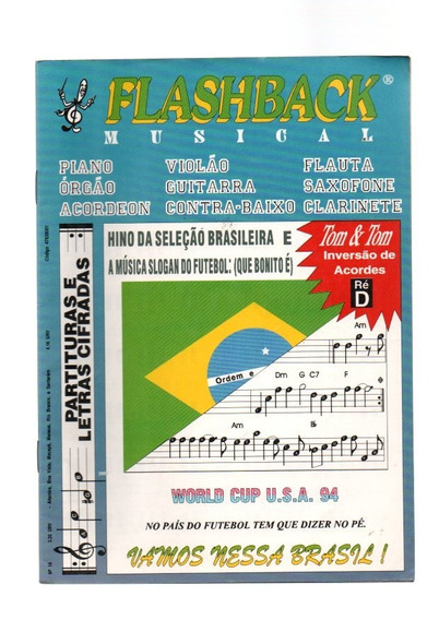 Revista Cifras Flashback Musical Nº 14 (7318)