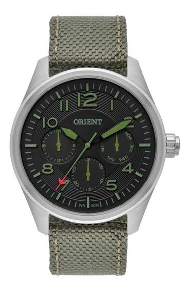 Relógio Orient Mbsnm002 Masculino Vidro Cristal Mineral