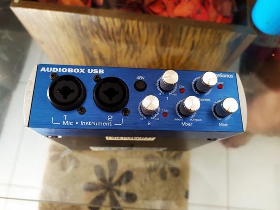 Áudiobox Usb Presobus 2x2