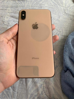 iPhone Xsmax 64gb Gold