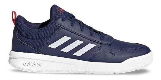 Tenis adidas Tensaur K Azul Marino Hombre
