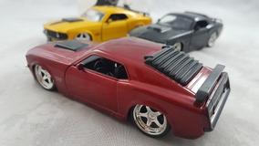1970 Ford Mustang Boss 429 Diversas Cores 1:32 Jada