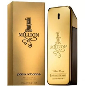 Perfume One Million By Paco Rabanne