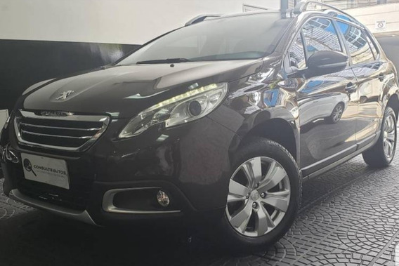 Peugeot 2008 1.6 Allure Automático 2016