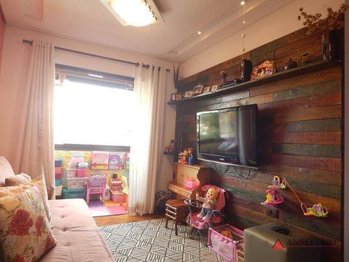 Apartamento À Venda, 67 M² Por R$ 330.000,00 - Centro - São Bernardo Do Campo/sp - Ap2192