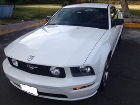 Ford Mustang V8 4.6 Gt Equipado Piel At