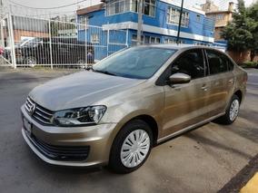Volkswagen Vento 1.6 Starline Automatico Factura De Agencia