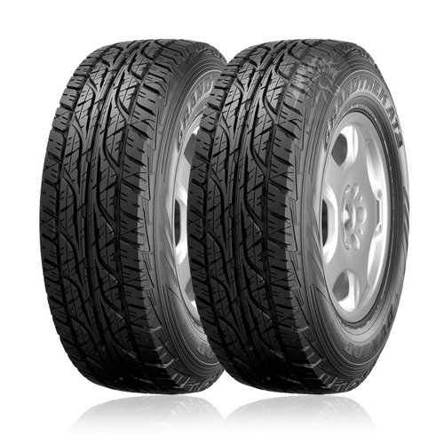 Kit 2 Neumaticos Dunlop At3 245 65 R17 107h Amarok Cavallino