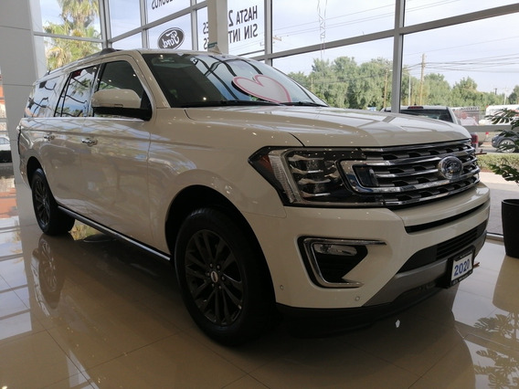 Ford Expedition 3.5 Limited Max 4x2 At 2020