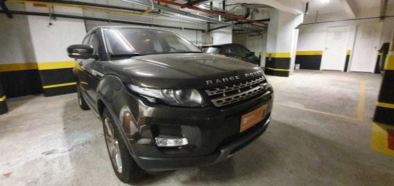 Land Rover Evoque Prestige - 2013