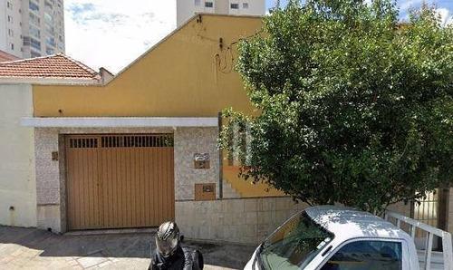 Casa Para Alugar, 100 M² Por R$ 1.570,00/mês - Mooca - São Paulo/sp - Ca0688