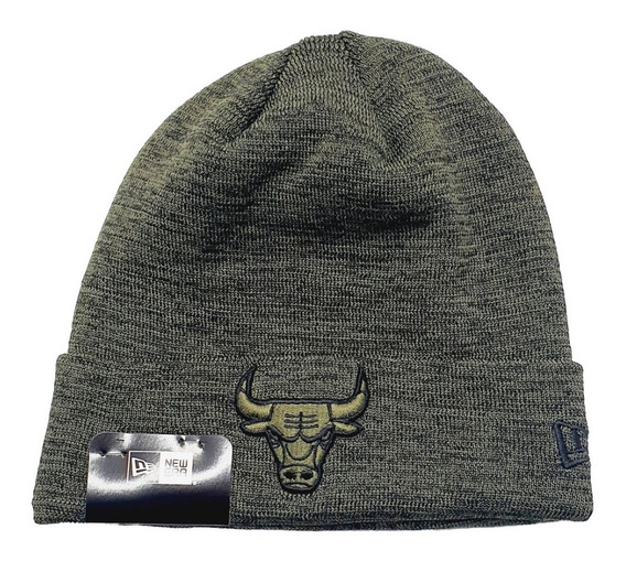 Gorro Chicago Bulls Nba New Era Engineered Fit Knit