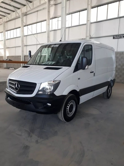 Spinter Furgon 411 0km Camioneta Mercedes Benz