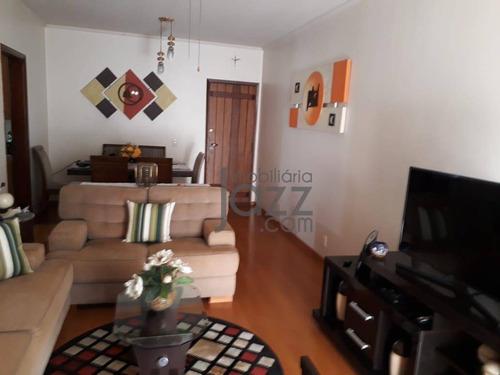 Apartamento Com 3 Dormitórios À Venda, 104 M² Por R$ 530.000,00 - Cambuí - Campinas/sp - Ap2563