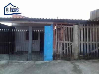 Casa Com 1 Dormitório À Venda, 150 M² Por R$ 220.000 - Recanto Primavera - Arujá/sp - Ca0240