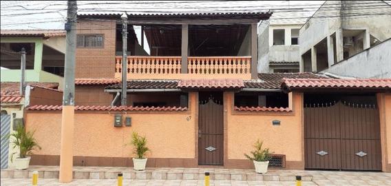 Casa Em Trindade, São Gonçalo/rj De 0m² 3 Quartos À Venda Por R$ 550.000,00 - Ca389165