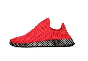 3c269c99f40 Tênis adidas Originals Deerupt Salmão