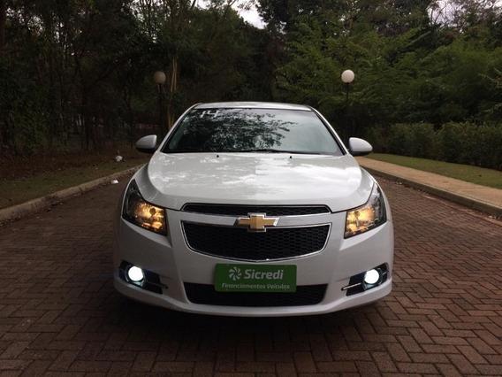 Chevrolet Gm Cruze Lt 1.8 Branco 2014