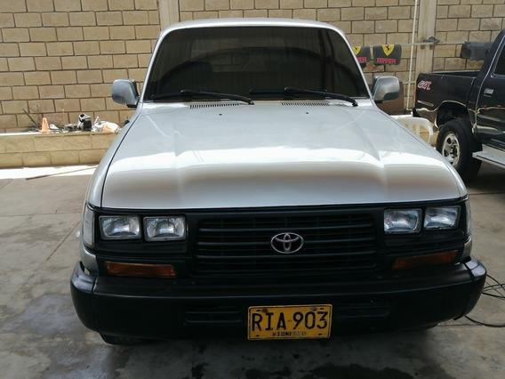 Toyota Burbuja Fzj80