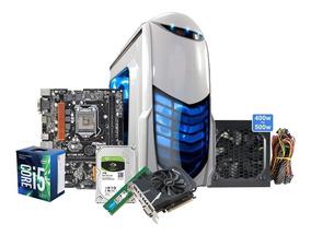 Cpu Pc Gamer F I5 7400 7g Hd 1tb 8gb Ddr4 Gtx1050 2gb+brinde