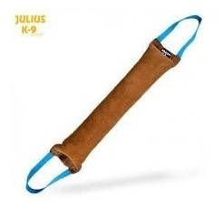Julius K-9 Mordedor Tubular Con Asa, 60 Cms