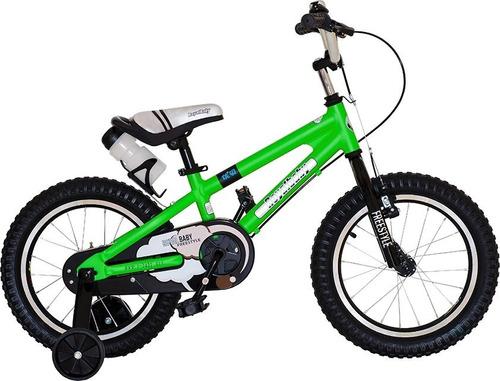 Bicicleta Infantil Royal Baby Freestyle Alloy R16 Niña Niño
