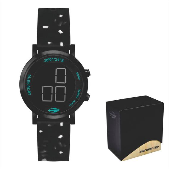 Relógio Mormaii Feminino Original Garantia Nf Mo11929ac/k8p