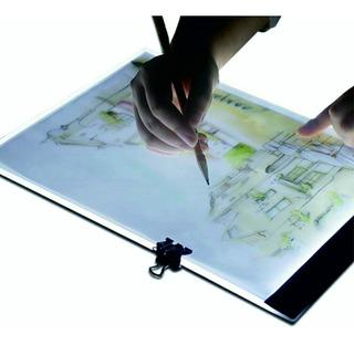 Mesa De Luz Lightpad Tableta De Luz Para Calcar Dibujar