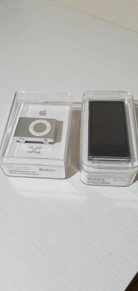 Promoção iPod Nano 16gb 7ª Geração + Shuffle 2gb 2ª Geração